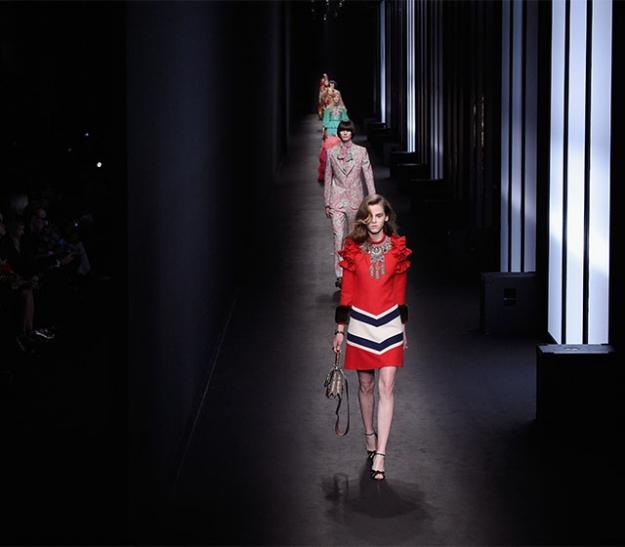 Обзор Buro 24/7: Gucci, осень-зима 2016