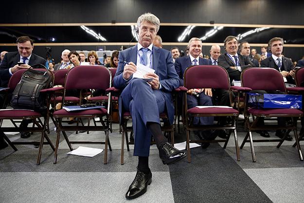 Николай Буйнов (ИНК) занял 45 место врейтинге богатейших предпринимателей РФ