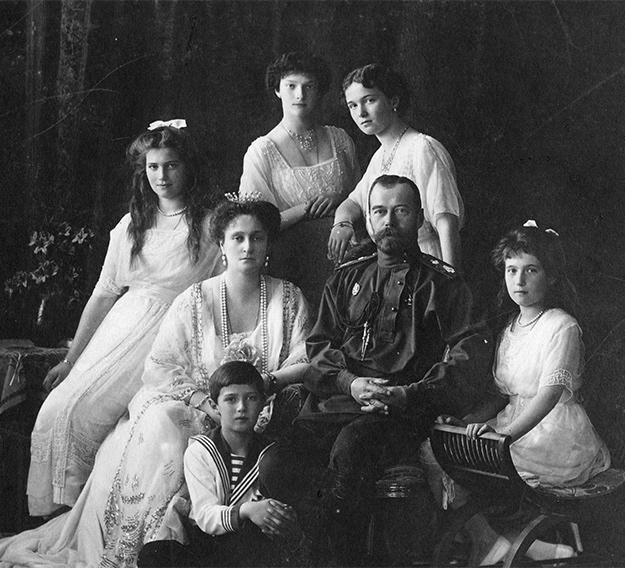 Автор «Безумцев» снимает сериал осемье Романовых