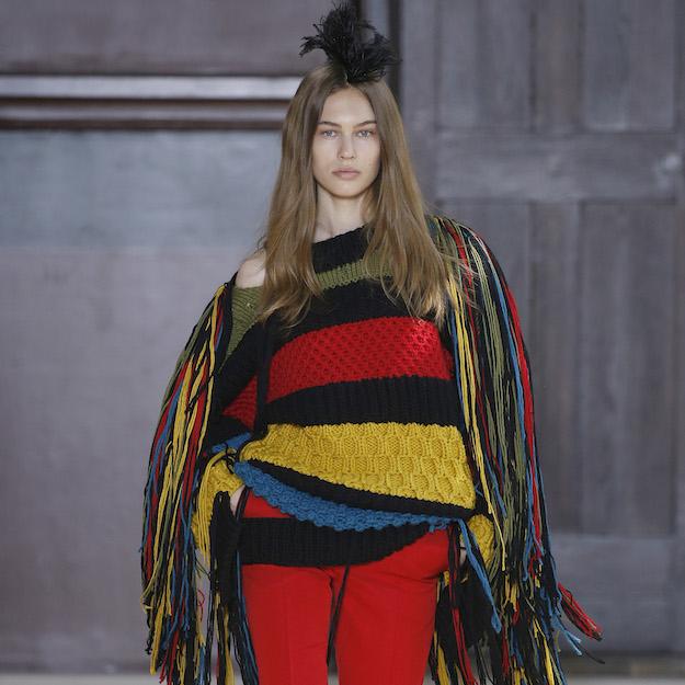Sonia Rykiel Couture, коллекция осень-зима 2018