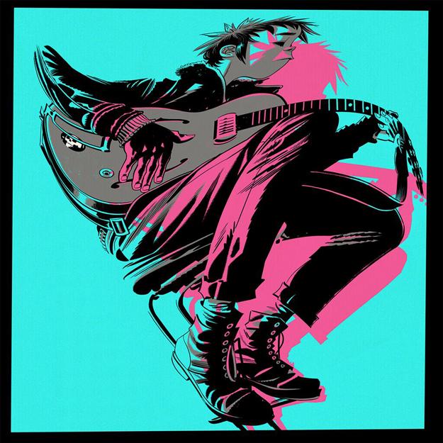 Вскором времени услышит иУкраина: Gorillaz выпустили долгожданный альбом