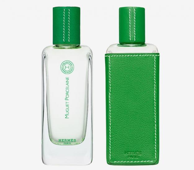 Жан-Клод Эллена сделал идеальный весенний аромат для Hermès