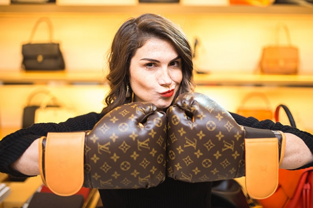 Коктейль Louis Vuitton в Москве