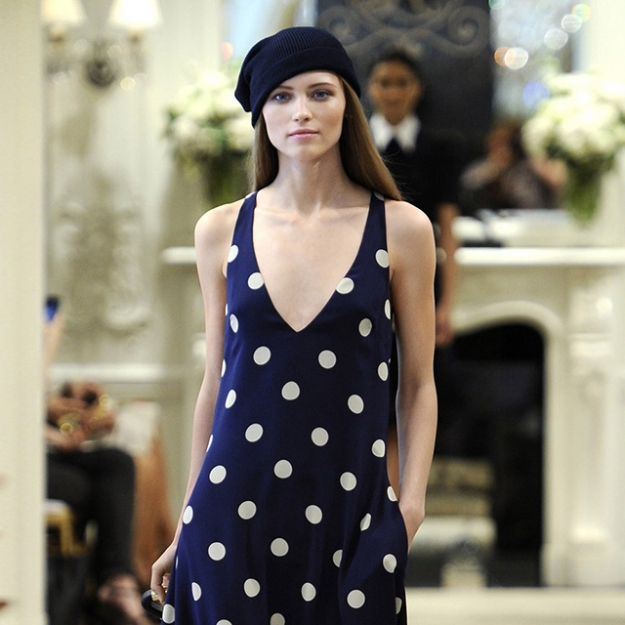 Коллекция Ralph Lauren, resort 2015