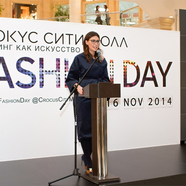 "Fashion Day в ""Крокусе Сити Молле"""