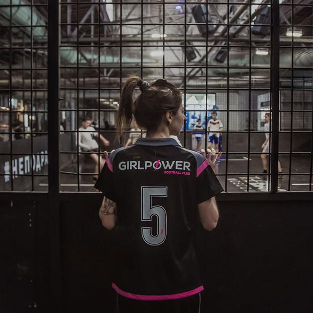 adidas и Girl Power FC представили новую футбольную форму для женщин