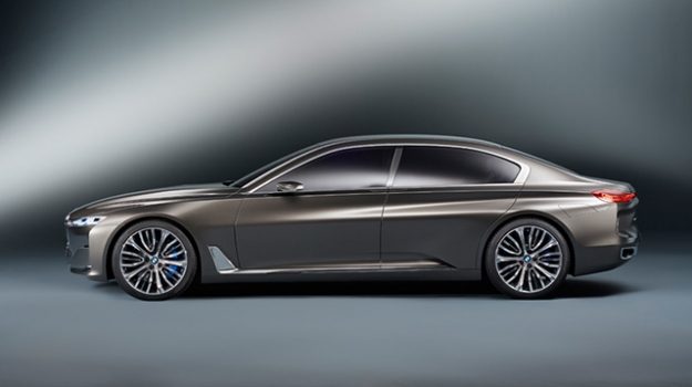 Концепт BMW Vision Future Luxury