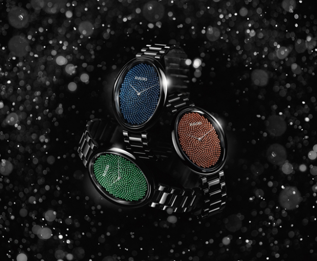 Baselworld 2014: часы Esenza Touch Fibonacci Colours от Rado