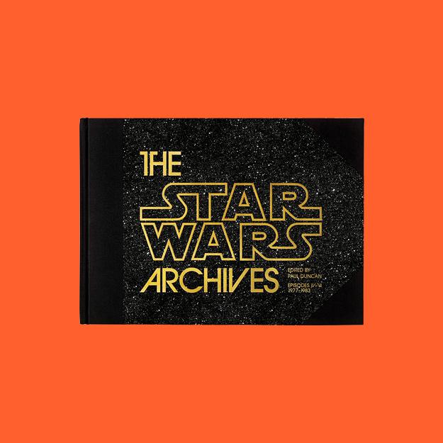 Книги и комиксы: Taschen выпустит книгу о создании оригинальной трилогии «Звездных войн»