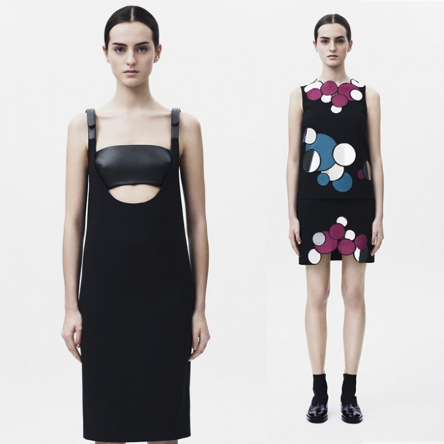 Коллекция Christopher Kane, pre-fall 2014