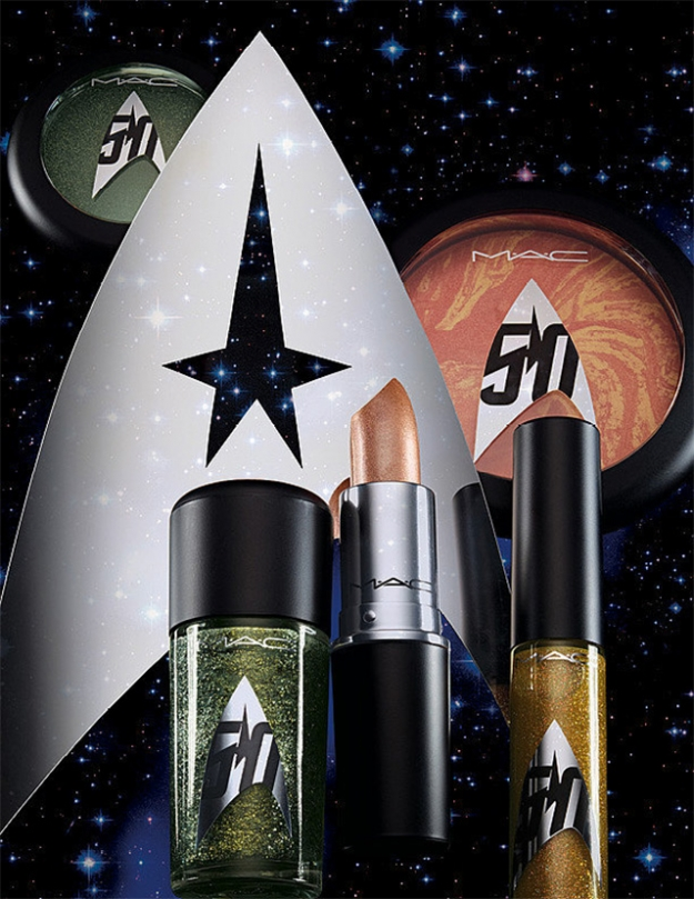Коллекция M.A.C x Star Trek