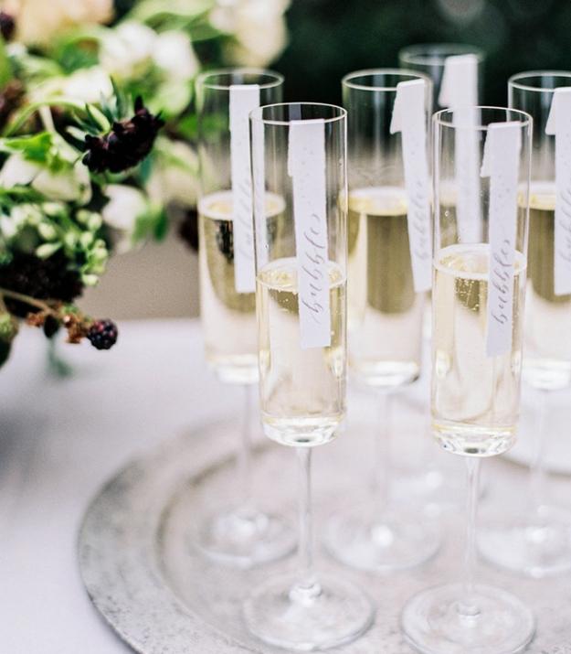 Как пузырьки влияют на вкус шампанского