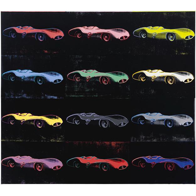 Выставка работ «Любимая машина Энди Уорхола» пройдет в салоне Mercedes-Benz