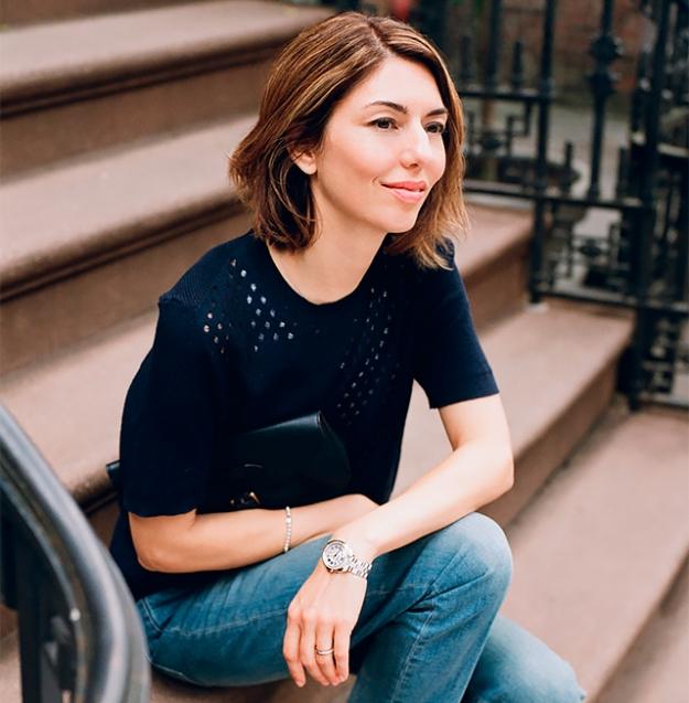 София Коппола стала посланницей дома Cartier