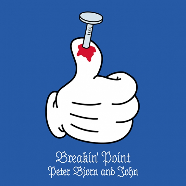 Альбом недели: Peter Bjorn & John — Breakin' Point