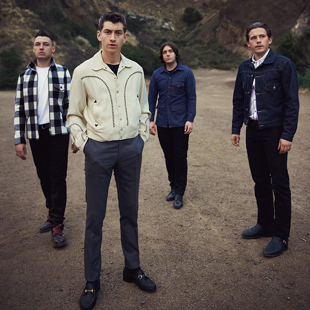 Arctic Monkeys записывают новый альбом