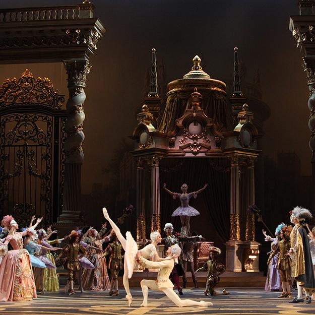 ВУфе в кинозале покажут балет «Спящая красавица» вхореографии Григоровича