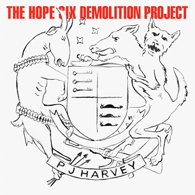 Альбом недели: The Hope Six Demolition Project