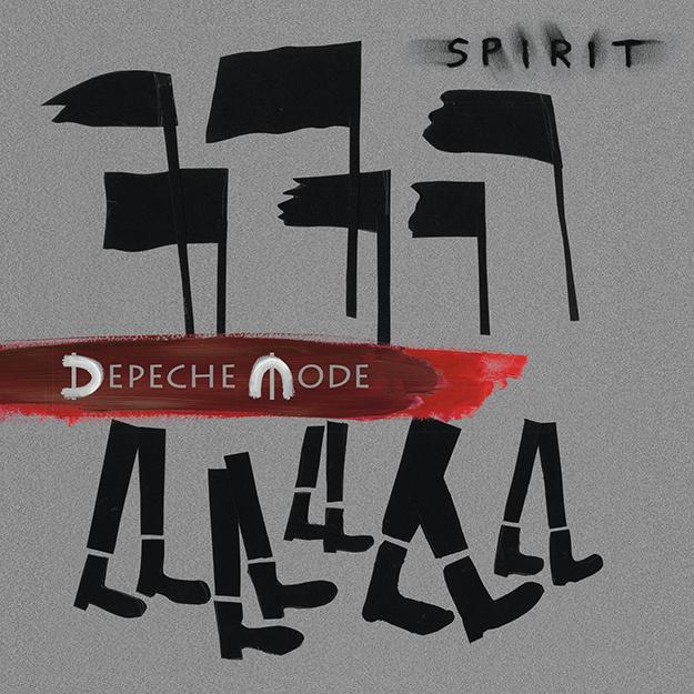 Depeche Mode выпустили первый политический альбом «Spirit»