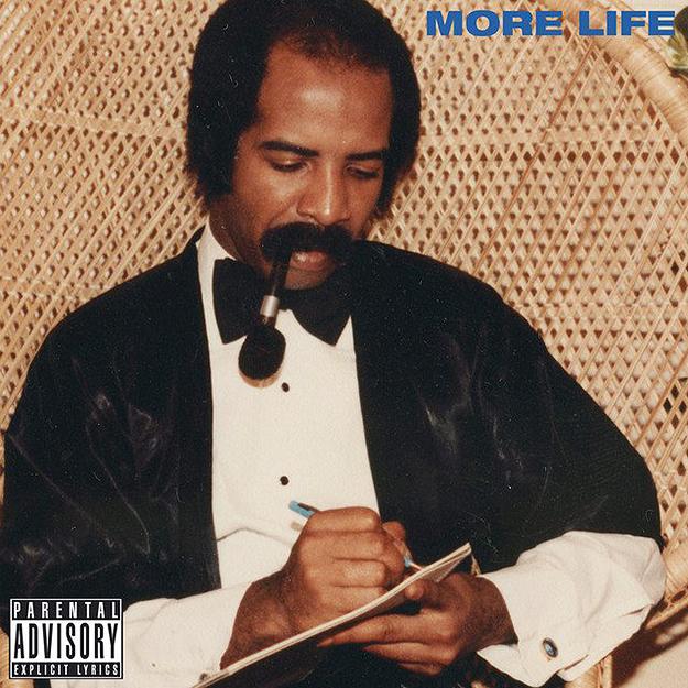 Дрейк выпустил новый альбом «More Life»