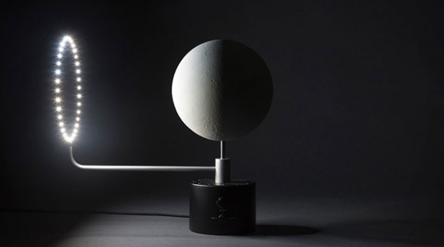 Луна для тех, кому наскучил глобус