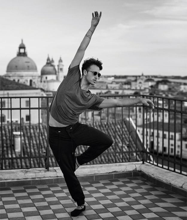 Балетный танцовщик, фуд-блогер и другие в новой кампании Giorgio Armani