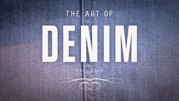 Проект The Art of Denim в сети McArthurGlen
