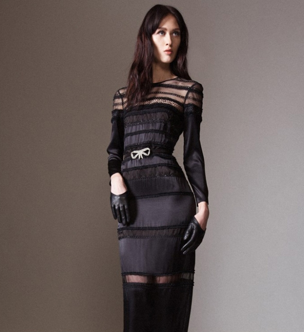 Коллекция Temperley London, pre-fall 2014