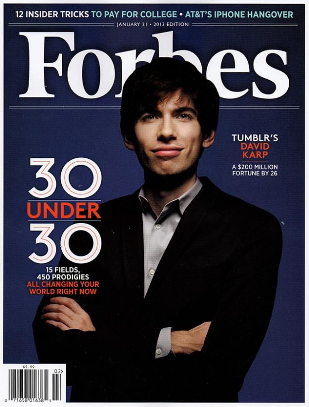 Владелец Forbes продаст журнал?