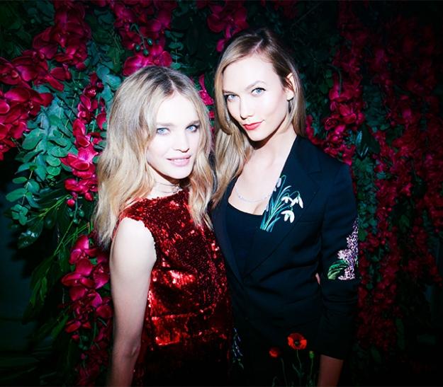 Гости благотворительного вечера Натальи Водяновой и Карли Клосс в Лондоне