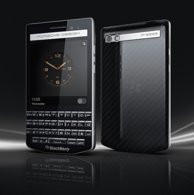 Новый смартфон BlackBerry Porsche Design P'9983