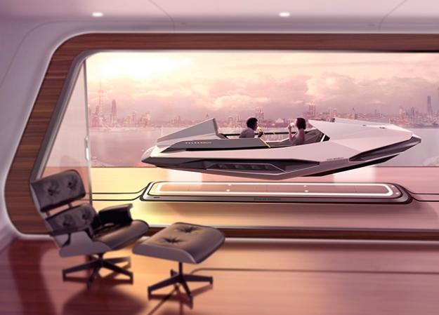 Будущее рядом: китайский дизайнер разрабатывает автомобиль, в котором можно жить