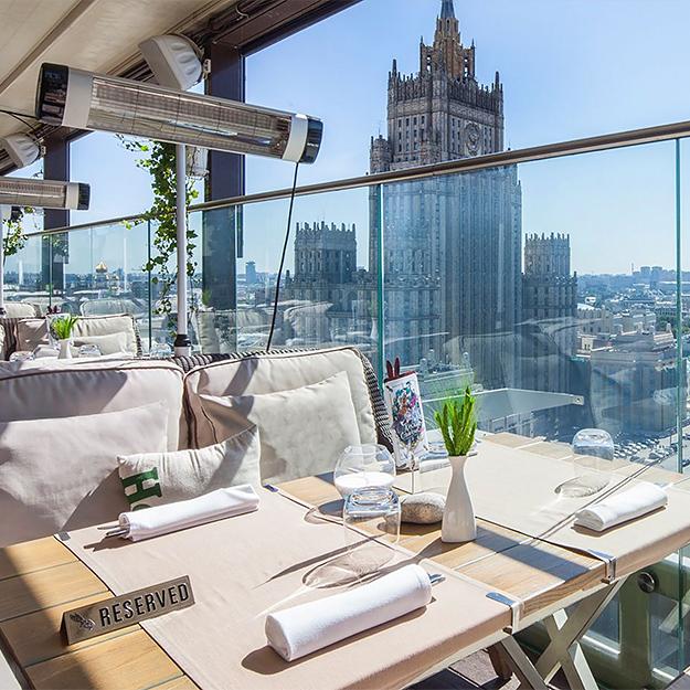 17 русских ресторанов вошли всписок наилучших вмире