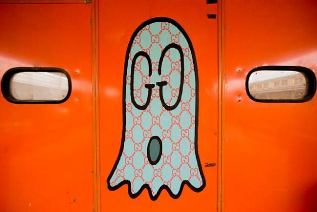 Очень дружелюбные привидения: коллаборация Алессандро Микеле и GucciGhost