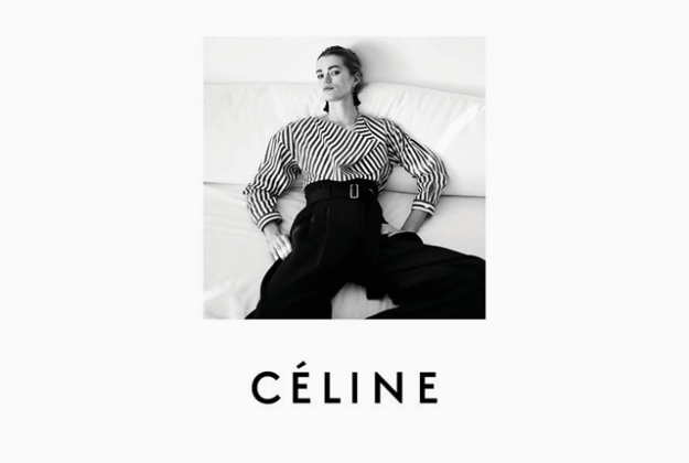 Рекламная кампания Céline, resort 2016