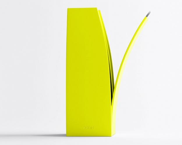 """Объект желания: """"банановый"""" спикер от корейского дизайнера"""