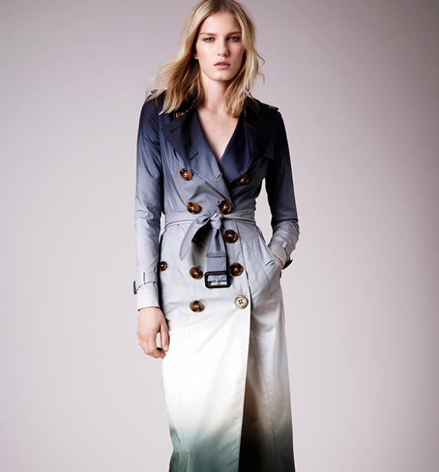 Коллекция Burberry Prorsum, resort 2015