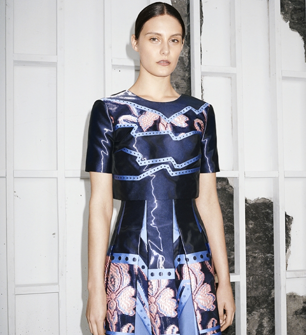 Коллекция Peter Pilotto, resort 2015