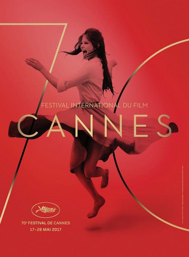 Опубликован постер 70-го Каннского кинофестиваля