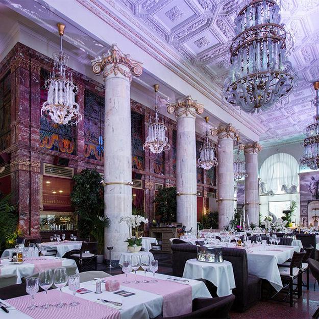 Balzi Rossi: высокая кухня каждый день