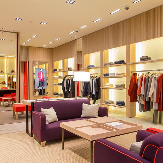 В Москве открылся новый флагманский бутик Loro Piana