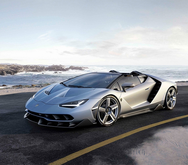 Limited Edition: новый Lamborghini Centenario Roadster за $2,3 миллиона