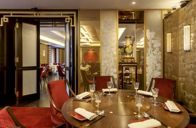 Китайский феникс: ресторан Tse Fung в Санкт-Петербурге