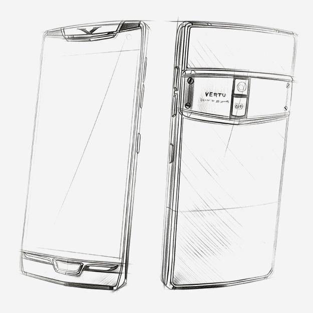 От 300 тыс. руб.: Vertu представила обновленный тип телефонов