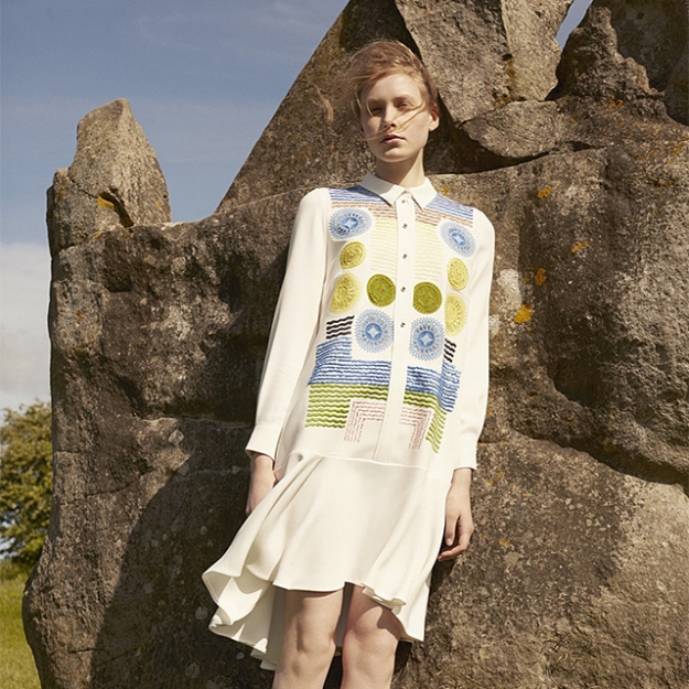 Обзор Buro 24/7: Peter Pilotto, resort 2016