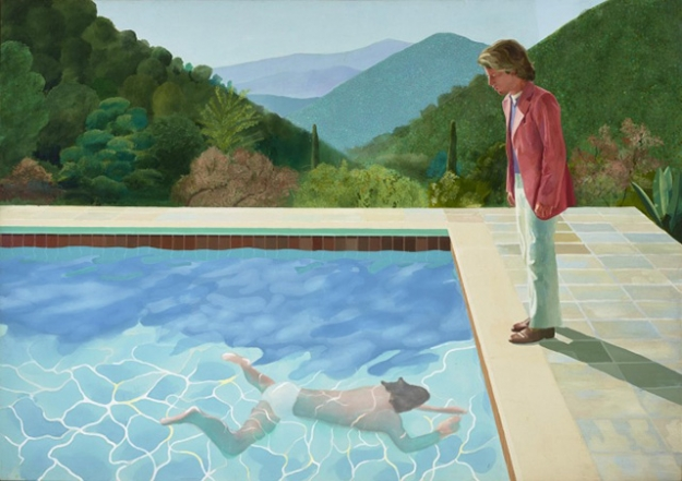 В музее Tate Britain откроется масштабная выставка Дэвида Хокни