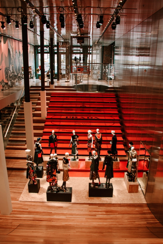 Сюрприз от Prada: часть осенней коллекции появилась в продаже