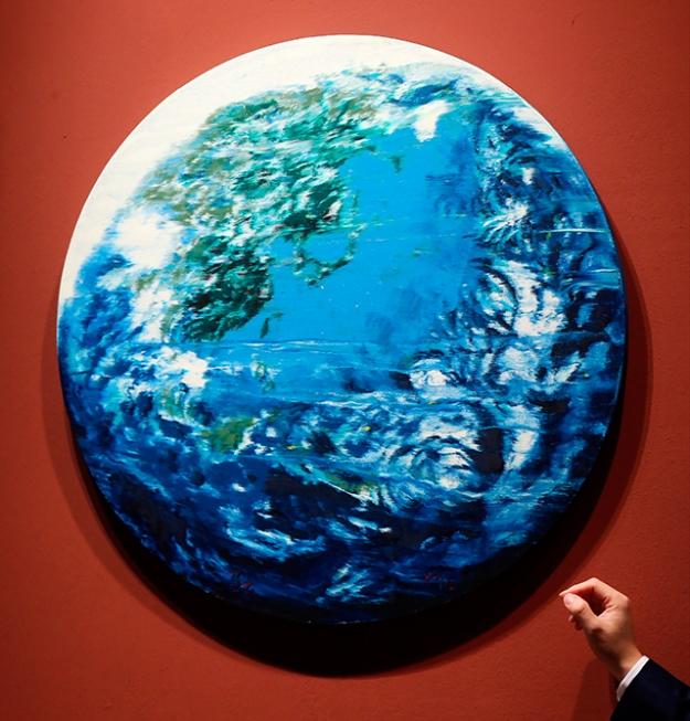 Основатель Alibaba Джек Ма стал одним из самых богатых художников Китая