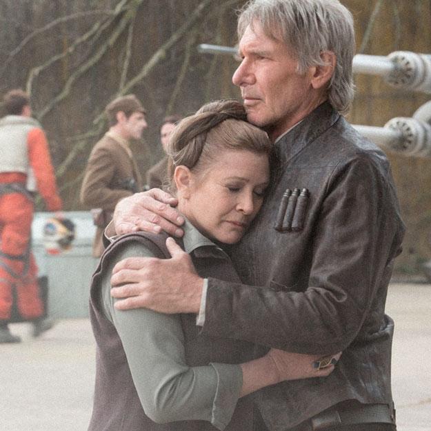 Новости Звездных Войн (Star Wars news): Кэрри Фишер появится в девятом эпизоде «Звездных войн»