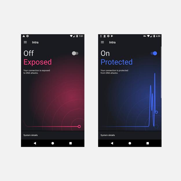 Google выпустил приложение Intra, которое защитит пользователей от интернет-цензуры